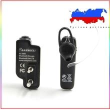Walkie Talkie AC B09 Hands Free PTT auricolare Bluetooth per Baofeng UV 5R UV 82 Walkie Talkie con TYT WOUXUN Two Way radio
