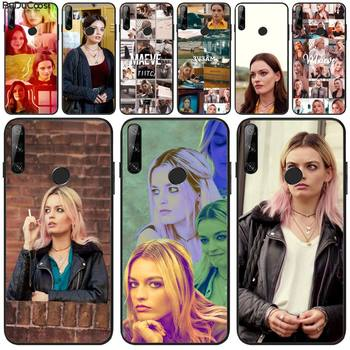 Emma Mackey Maeve Wiley Phone Case For Huawei Y5 Y6 Y7 Y9 Prime Pro II 2019 2018 Honor 8 8X 9 lite View9 image