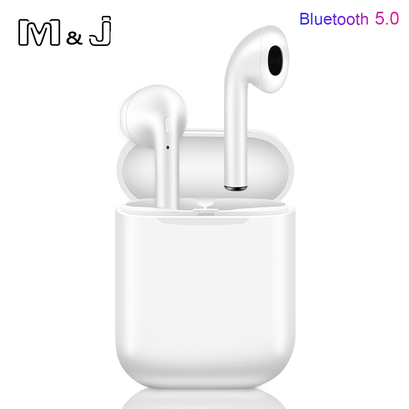 Original I9 I9s Tws Wireless Headphone Bluetooth 5.0 Earphones 3D Stereo Sound Portable Headsets Earpiece