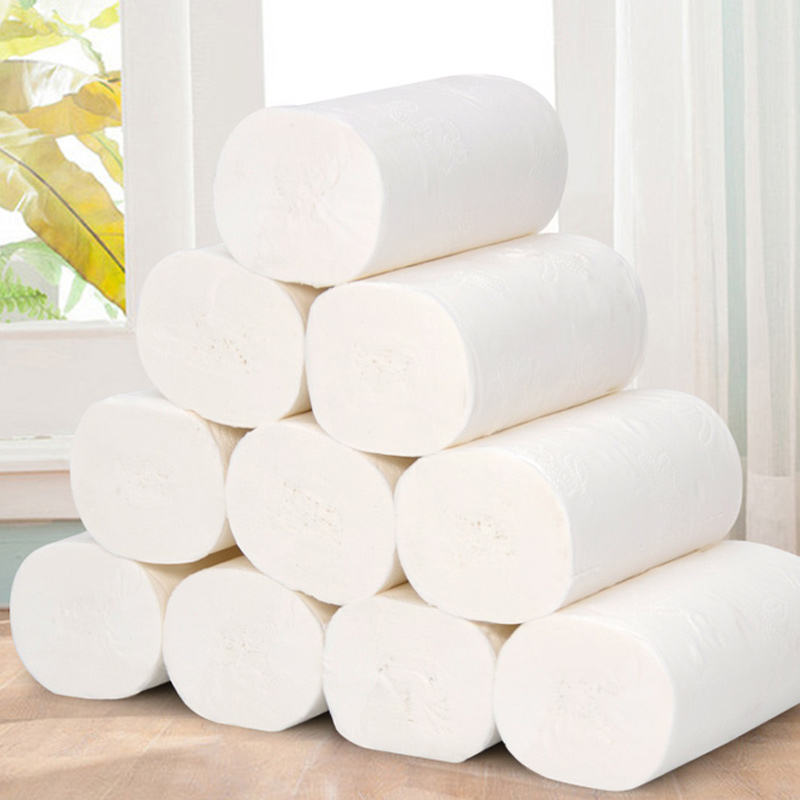 10 Roll Of Paper Home Bath Paper Bath Toilet Roll Paper Toilet Paper White Toilet Paper Toilet Roll Tissue Towels Tissue
