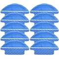 Лучшие предложения  10 шт. тканевых вставок для швабры Conga 3090 серии 3490  аксессуары для робота-пылесоса  набор вставок для швабры