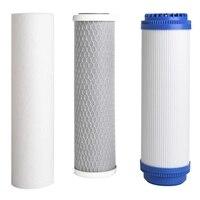 10 Polegada elementos de filtro sistema filtragem purificar a peça substituição universal para purificador água para eletrodomésticos|Filtros de água| |  -