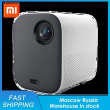 Умный проектор Xiaomi Mijia DLP, портативный, 1920*1080, поддержка 4K видео, Wi-Fi, светодиодный проектор, ТВ-проектор Full HD для домашнего кинотеатра