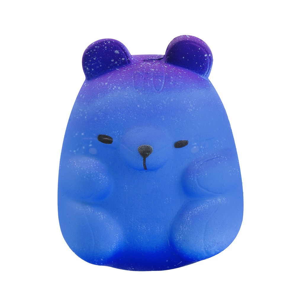 Squishy Toy Galaxy Hamster Slow Rising Scented Stress Relieve Antistress Toy Educational &Learning Toys  L1219
