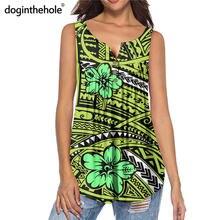 Doginthehole Женская Туника большого размера топы винтажные