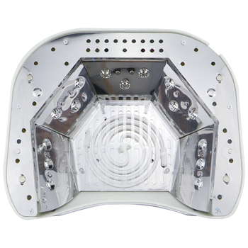 48W CCFL LED Lamp Nail Dryer Led Gel LED Lamp for Manicure Nail Polish Professional Led Light for Gel Nails Art ICE Lamp 4