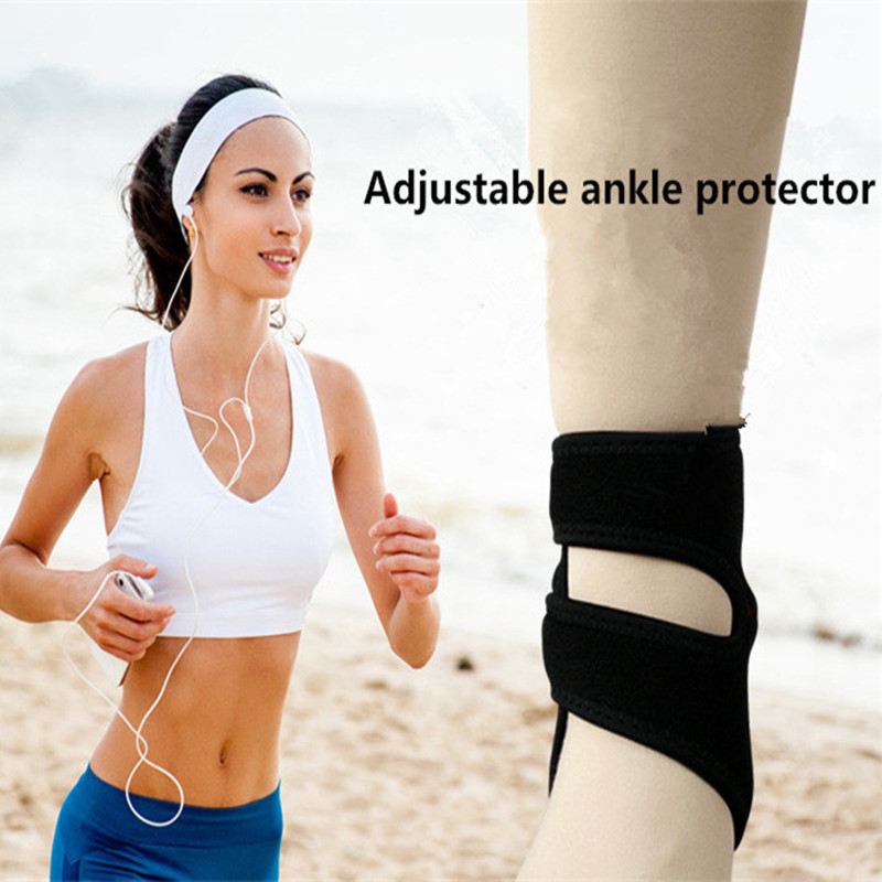 DYROREFL Diving Material Sports Kneecap Adjustable Football Basketball Aerobics Pure Color Kneecap Combination K7703