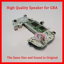 Reemplazo de altavoz de 0,3 W/W para GBA 0,6/GBC/GBP / GB DMG, con el mismo tamaño y voz al altavoz original para GameBoy, nuevo