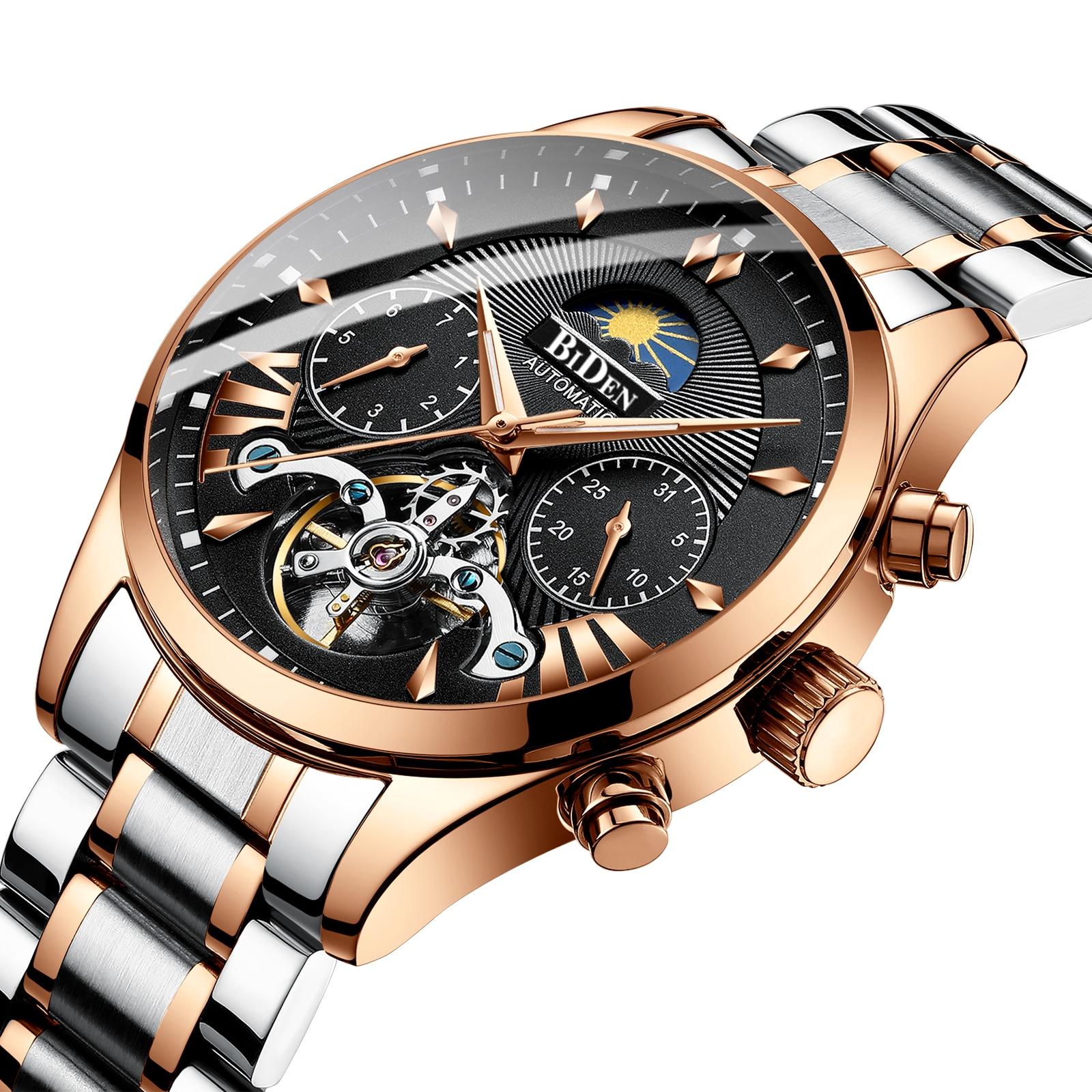 2020 New Men Sport Wristwatch Mens Reloj Hombre Tourbillon Men's Watches Top Brand Luxury Watch