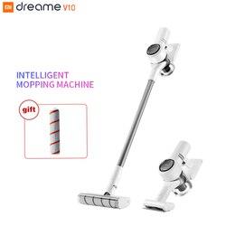 Dreame – Aspirateur portable V10, à la main, pour la maison, sans fil, mise à jour V9P, parfait pour les tapis, récupère la poussière, balayage