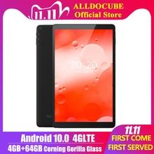 Alldocube IPlay20 Android 10.0 Tablet Octa Core 10 Inch 1200*1920 Tablet Pc SC9863A 4Gb Ram 64Gb rom Dual Camera Sim kaart Wifi