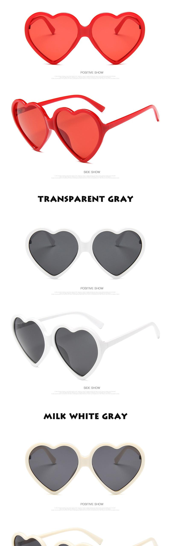 新款欧美潮流太阳镜大框爱心跨境速卖墨镜时尚百搭桃心眼镜5050-阿里巴巴_04