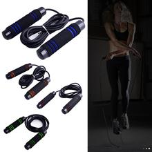 скакалка skipping rope adidas adrp 11011 Outdoor skipping rope overspeed9.8feet 360 entangled skipping rope adult adjustable skipping rope fitness training skipping rope
