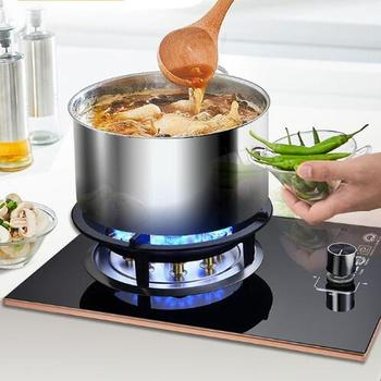 Ma'am Gas Stove Gas Cooker Single Stove Household Liquefaction Natural Gas Stove Embed Benchtop Single The Stove Meng Furnace 1