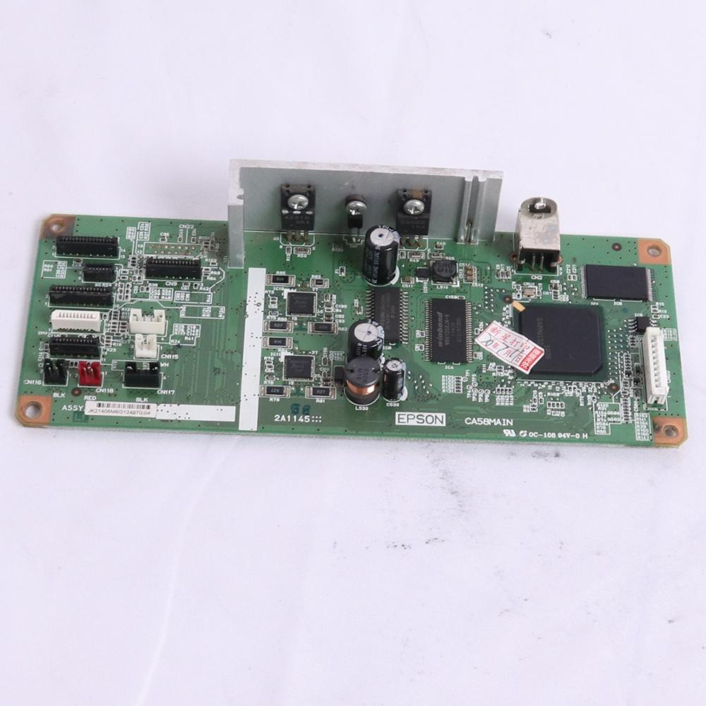 Used original Main logic board For <font><b>Epson</b></font> ME1100 <font><b>C110</b></font> L1300 image