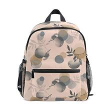 ALAZA school bag Girl fashion Backpack White Rabbit print Simple Womens casual backpack teenagers bags girl