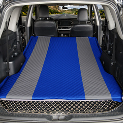 Automatic car Mattress SUV Car Air Inflatable Travel Bed Universal for Back Seat Multi functional Sofa Pillow Outdoor Campin
