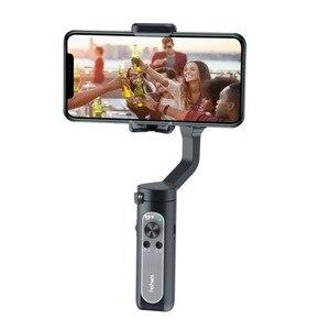 Image 2 - Hohem iSteady X 3 ציר כף יד Gimbal Smartphone טלפון מייצב עבור iPhone X Gopro 6 7 PK חלק 4 DJI אוסמו נייד 2