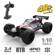 ENOZE 9306E 1:18 RC Racing Auto 2,4 Ghz 40 KM/H High Speed 380 Motor Off Road Auto RC Auto 4WD fahrzeug RC Crawler RC Geschenke