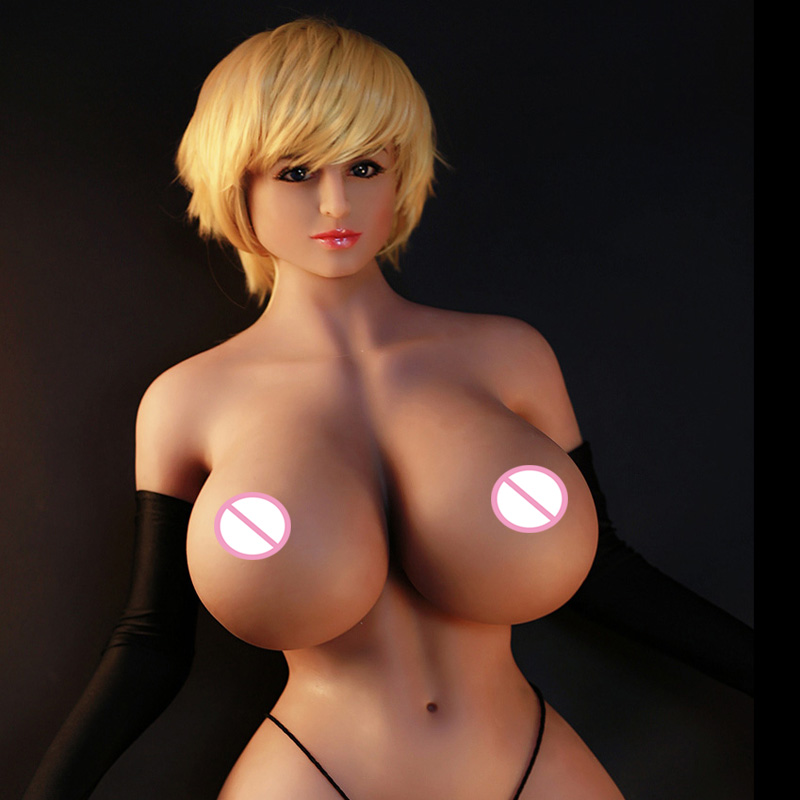 159cm Full Size Realistic Sex Dolls With Metal Skeleton Lifelike Oral Vagina Silicone Love Doll Huge Breast Big Butt Sexy Dolls-in Sex Dolls from Beauty & Health    1