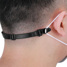 Mask Extension Belt Ear Pain Prevention Artifact Mask Ear Cord Extension Buckle Adjustable Mask Hook Mask Non-slip Extension tanie tanio Pillowgames Chin kontynentalnych Osobiste NONE Jednorazowego użytku Dla dorosłych Face Masks Mouth Mask Maski Mascarillas