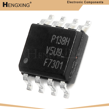 5piece F7301 IRF7301 SOP-8 In Stock image