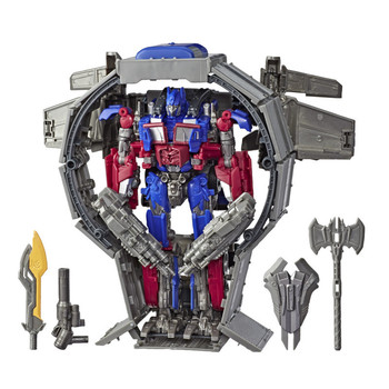 Hasbro Transformers Toy Movie Series L SS 34 35 44 Jetfire Megatron Optimus Prime Models Collection Action Figures Children Gift 2