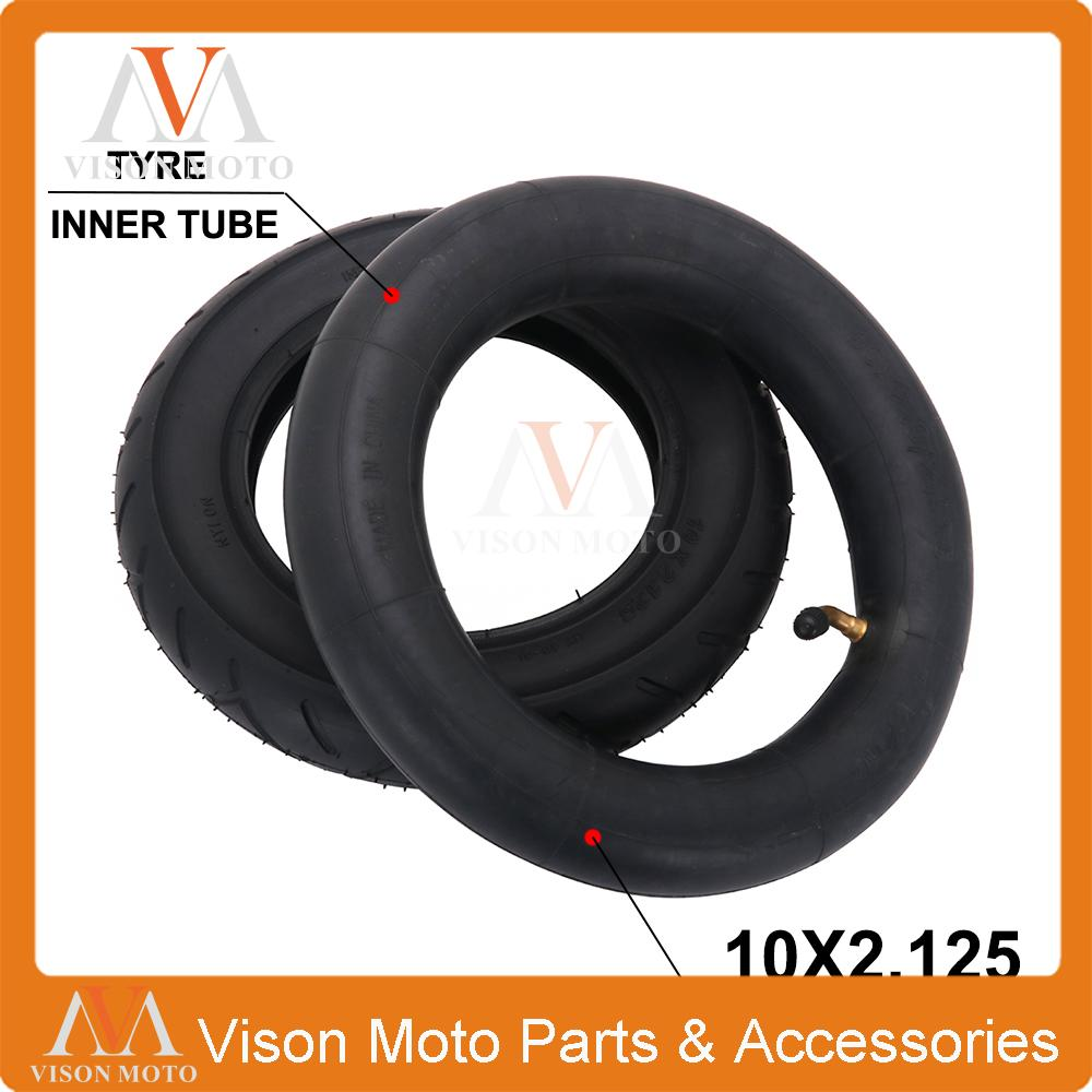 10 X 2.125 Tyre And Inner Tube Fit For Hoverboard Self Balancing Scooter Tire