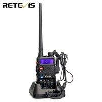 128ch 5w vhf uhf מכשיר קשר Baofeng UV5R הנייד הרדיו 5W 128CH UV5R UHF & VHF משדר Interphone שתי דרך רדיו RUA0850A RU משלוח (1)