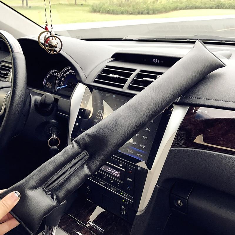 1pcs PU Leather Car Seat Sealing Pad Cover Sewing Pillow Leakage Plug for Subaru Suzuki Toyota Camry Corolla RAV4 Yaris Highland|Interior Mouldings| - AliExpress