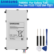 סמסונג מקורי סוללה T4800E T4800U T4800C T4800K עבור Samsung Galaxy Tab Pro 8.4 ב SM T321 T325 T320 T321 4800mAh