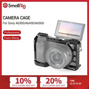 Image 1 - SmallRig a6400 Cage for Sony A6300/ A6400 /A6500 Form Fitted DSLR Camera Cage With 1/4 And 3/8 Threading Holes   2310