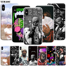 Yimaoc Lil Uzi Vert untuk iPhone 11 Pro XS X XR MAX 8 7 6 6S PLUS SE 5S(China)