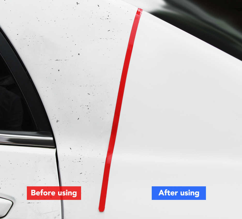 Perawatan Mobil Cuci Bersih Clay Bar untuk Peugeot 3008 Hyundai I30 Skoda H7 Volkswagen Golf 4 Ford Focus 3 Toyota auris