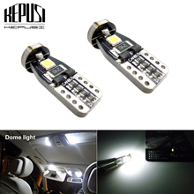 2x Auto T10 Led White 194 W5W LED 168 3030 Car Turn Side License Plate Light Lamp Bulb 12V for focus 2 mondeo galaxy aotomonarch 194 t10 led w5w white car super bright 2 smd automobile turn side license plate light lamp bulb led light lamp be