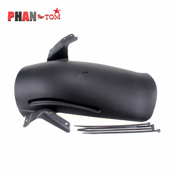 цена на For BMW F650GS twins F700GS F800GS / ADV Motorcycle Rear Tire Hugger Mudguard Fender For BMW F650GS 2008-2012