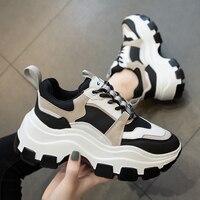 Трехцветные кроссовки на массивной подошве Цена от 1464 руб. ($18.63) | 1653 заказа Посмотреть