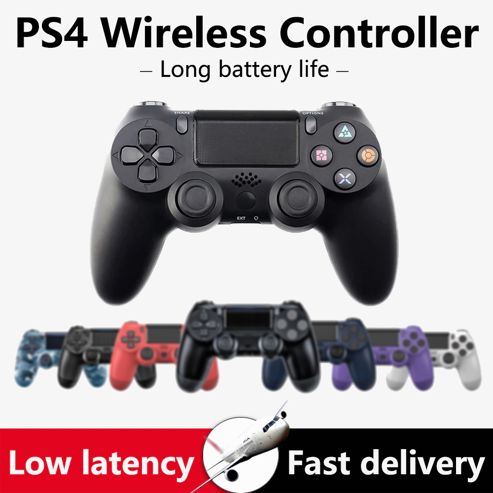 Bluetooth Беспроводной джойстик для PS4 контроллер подходит для Игровые приставки 4 консоль для Игровые приставки Dualshock 4 геймпад для PS3 консоли ге...