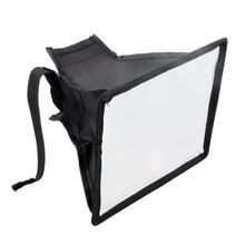 Fotografi Lampu 15X17Cm Lembut Kotak Cahaya Flash Soft Cover Flash Soft Box Portabel Profesional Fashion Lembut Lembut kotak(China)