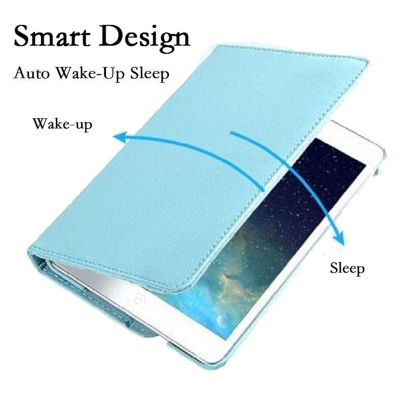 8.0'' Coque for Samsung Galaxy Tab A 8.0 2019 SM-T290 T295 T297 Case 360 Rotation Smart PU Case for Samsung Tab A 8.0 T290 Cover-3