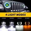 2PCS 12V 60W LED Wrok Light Bar Foglight For Truck Tractor SUV 4x4 Car Led Headlights 4 Light Modes ������������������������������ ��������