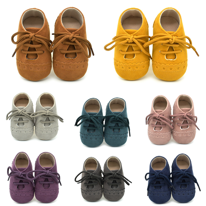Hot Baby Shoes New Autumn/Spring Newborn Boys Girls Toddler Shoes Anti-slip Soft Baby Sequin Casual Sneakers 2019
