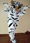 White Tiger Mascot C...