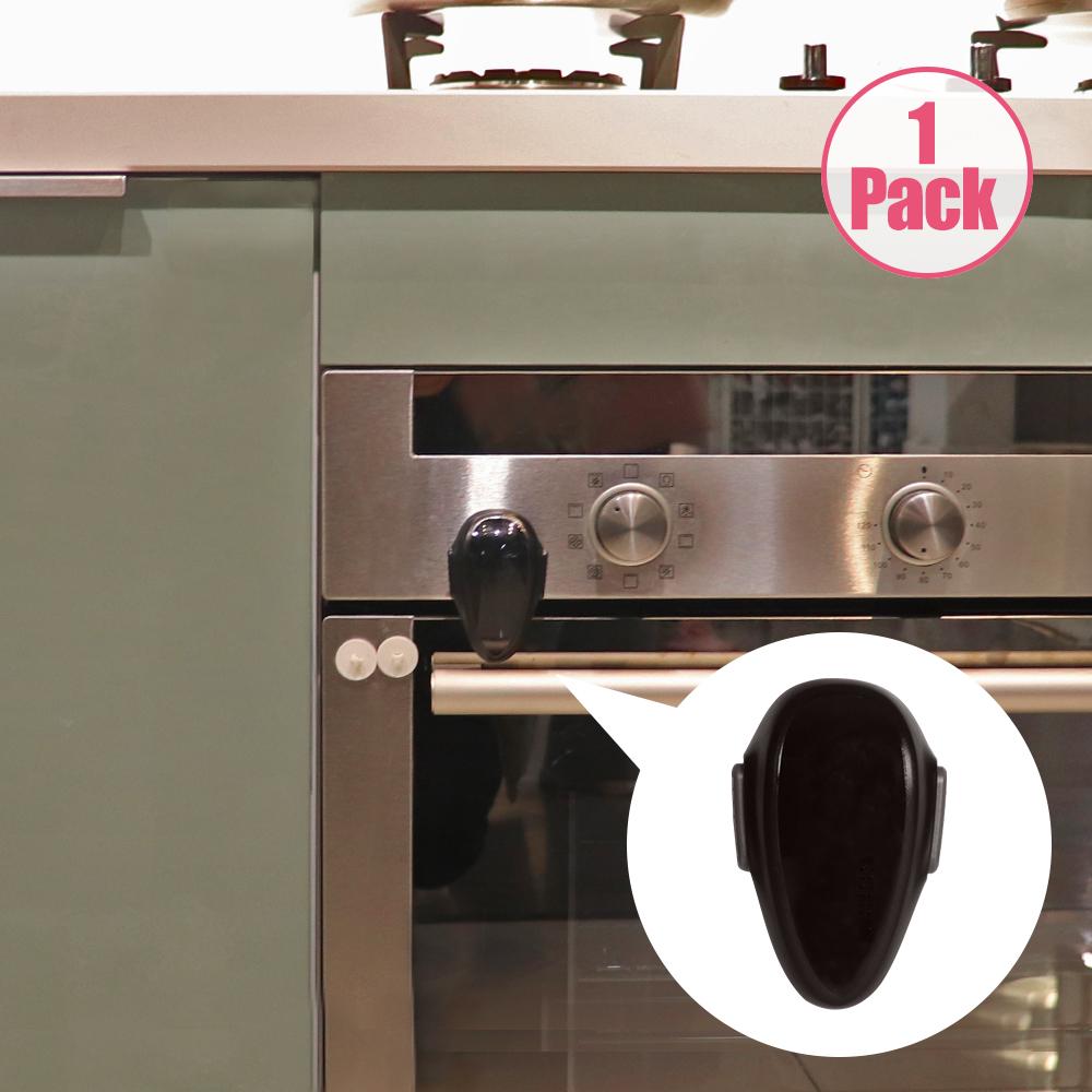 EUDEMON Baby Oven Door Lock for Kitchen Child Safety Locks Children Protection Kids Safety Care Drawer Cabinet Cupboard Lock