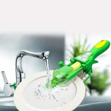 Handheld Automatic Dish Scrubber Kitchen Dishwasher Brush IPX5 Waterproof Environmental Protection Water Saving EU Pl