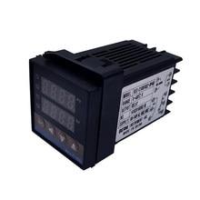 NEW REX-C100 PID intelligent temperature controller Universal/K Type REX C100 Thermostat SSR Relay output