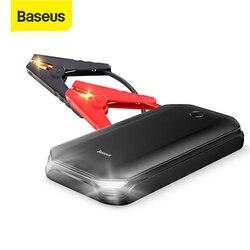 Batería de arrancador de batería de coche Baseus 12V 800A amplificador de batería de emergencia portátil para coche 4.0L potencia de arranque