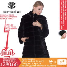 Mink Coats Winter Women