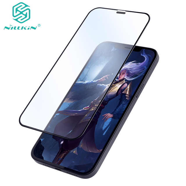 For iPhone 12 Pro Tempered Glass Full Coverage Matte Screen Protector For iphone 12 стекло Nillkin FogMirror Film
