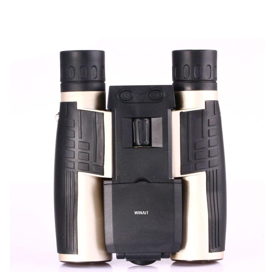 Winait caméra binoculaire FS-608R distance de mise au point minimale 8m HD 1920*1080 télescope